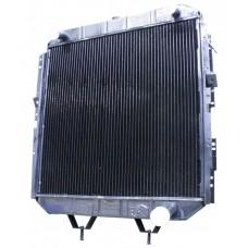Радиатор охлаждения КРАЗ 256-1301010-01 (медный 4-х ряд  )  ШААЗ