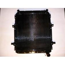 Радиатор охлаждения КРАЗ 65055-1301010-01  (медный 4-х ряд  )  ШААЗ