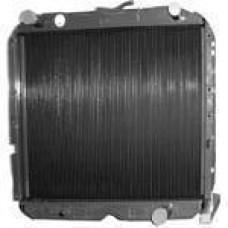 Радиатор охлаждения  УРАЛ 4320  5323Я-1301010   (медный 4-ряд. ) ШААЗ