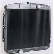 Радиатор охлаждения   ГАЗ 3307-1301010-70 ( медный  3-х ряд)  ШААЗ