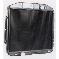 Радиатор охлаждения  ГАЗ-53  Р53-1301010 ( медный  3-х ряд.) ШААЗ