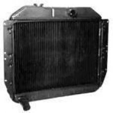 Радиатор охлаждения  ЗИЛ- 130-1301010  (медный 4-ряд. ) ШААЗ