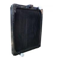 Радиатор охлаждения КАМАЗ  65115Ш-1301010-22 универсальный  (медный  3-х ряд. ) ШААЗ