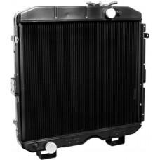 Радиатор охлаждения  ПАЗ 3205-1301010-20  3204, 4234 ( медный   3-х ряд. с дв. cummins, ЯМЗ-534)   ШААЗ