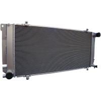 Радиатор охлаждения  Газель Некст   А21R22A-1301010  (алюмин. 2-х ряд. Газель Некст с дв. Камминз ) ШААЗ