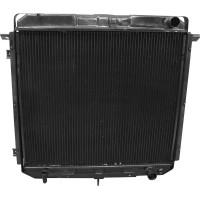 Радиатор охлаждения  ГАЗон NEXT    С41R13-1301010  (медный  2-х ряд. ГАЗон NEXT с дв. ЯМЗ-53441-20 (Евро-4) ) ШААЗ