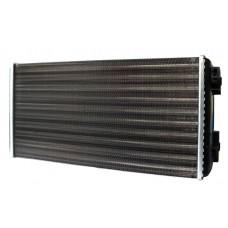 Радиатор отопителя 2-х ряд. 5440А-8101060  МАЗ 5440, 6430 (алюминиевый трубчато пластинчатый)  ШААЗ