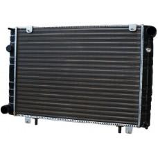 Радиатор охлаждения  ГАЗ  330242А-1301010-10  (алюмин. 2-х ряд.  ГАЗель с 1999г. ) ШААЗ