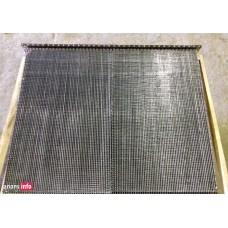 Сердцевина радиатора охлаждения 744Р1-1301.500-02  К-700А , К-701 (2 рядная медная) ( Оренбургский радиатор)