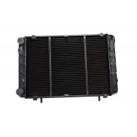 Радиатор охлаждения  ГАЗель-Бизнес  ГБ330242.1301.000-32   (медный 3-рядный ГАЗель  2-х ходовая конструкция ) Оренбургский радиатор