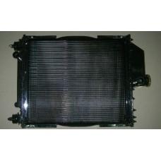 Радиатор  охлаждения 70УМ-1301010-01   МТЗ 80 с  дв. Д 240  (4-х рядный медный) (Оренбургский радиатор)