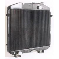 Радиатор охлаждения 3205-1301010-01 ПАЗ-32053,4230,4234  (медный 3-х рядный) ШААЗ