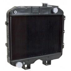 Радиатор  охлаждения 3741-1301010-04  УАЗ-452,469 (медный 3-х рядный) ШААЗ