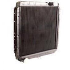 Радиатор охлаждения КАМАЗ-5320  5320-1301010 (медный 3-х рядный)  (ШААЗ)