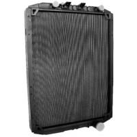Радиатор  охлаждения МАЗ 543208-1301010 (медный 3-х рядный дв. ЯМЗ-7511) ШААЗ