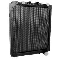 Радиатор охлаждения  МАЗ 642290-1301010-011 (медный 3-х рядный дв.ЯМЗ-238ДЕ2)    ШААЗ