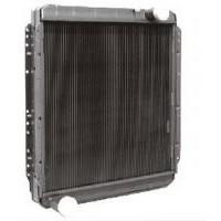 Радиатор охлаждения 54115Ш-1301010-01  КАМАЗ ( медный  3 х рядный)  ШААЗ