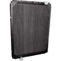 Радиатор охлаждения  6520-1301010  КАМАЗ-6520 (медный 3-х рядный) ШААЗ